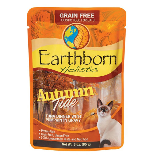 Earthborn Holistic® Autumn Tide™ Tuna Dinner with Pumpkin in Gravy Cat Food