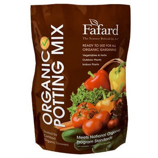 Fafard Organic Potting Mix 1 cu. ft.