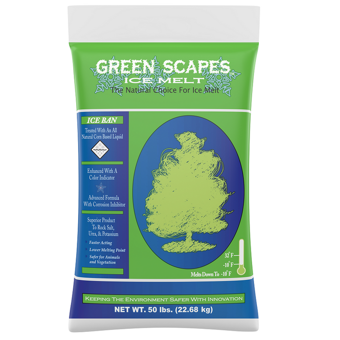 Green Scapes Ice Melt 50-Lbs.