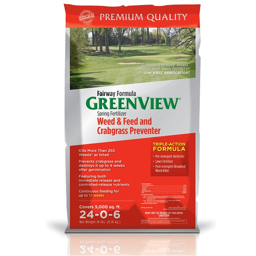 Greenview Fairway Formula- Spring