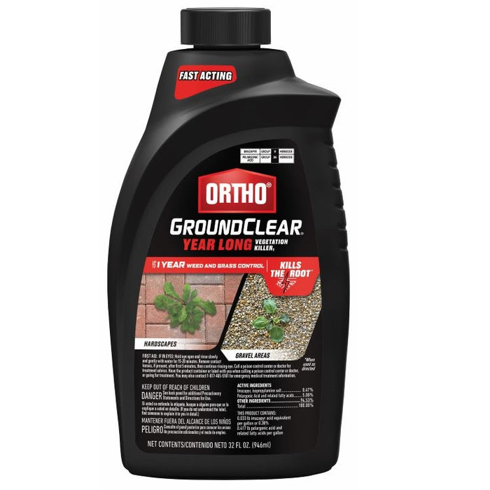 Ortho® GroundClear® Year Long Vegetation Killer Concentrate