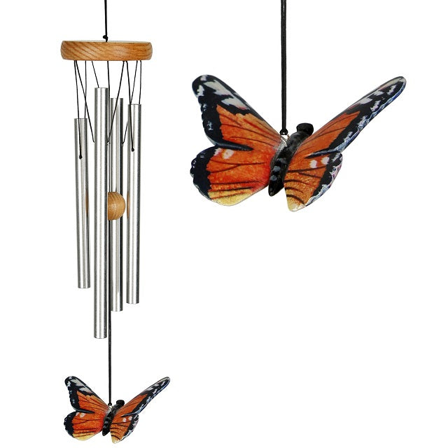 Monarch Butterfly Chime