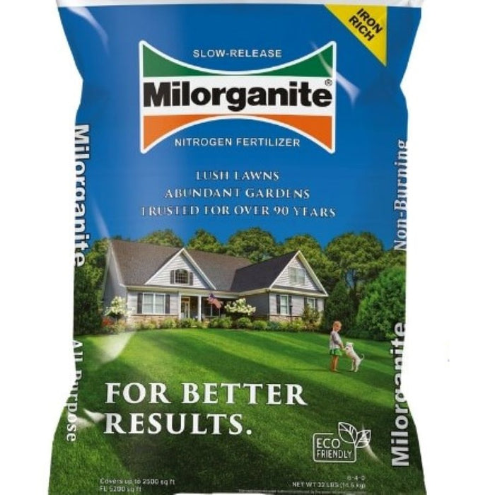 Milorganite, 32lb. bag
