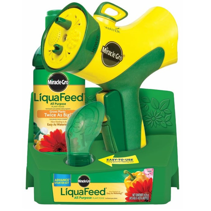 Miracle-Gro® LiquaFeed® All Purpose Plant Food Advance™ Starter Kit