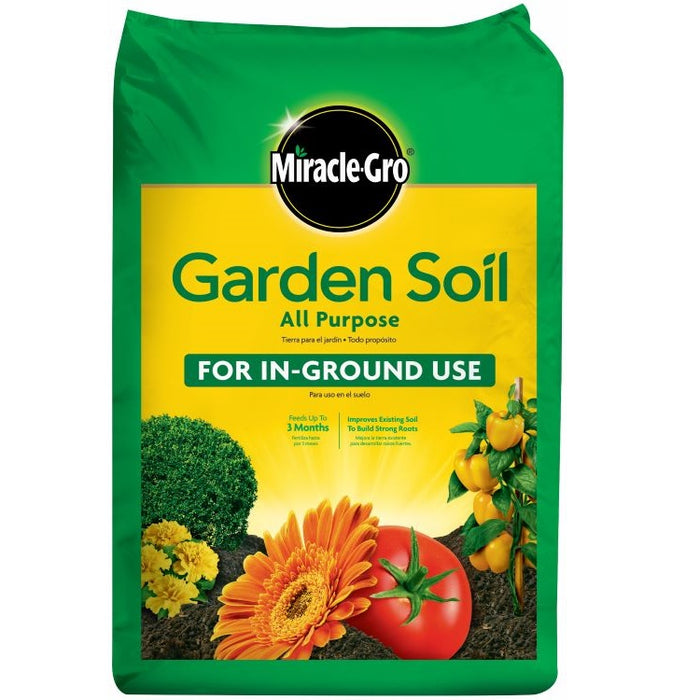 Miracle-Gro® All Purpose Garden Soil 1 Cu. Ft.