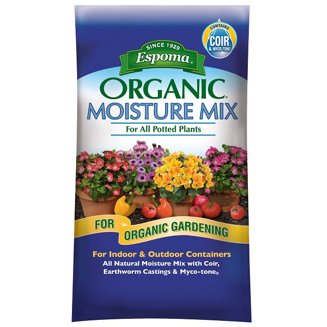 Espoma Organic Moisture Mix Potting Mix