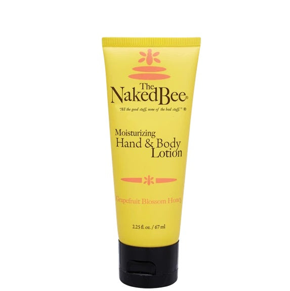 Naked Bee Grapefruit Blossom Honey Hand & Body Lotion