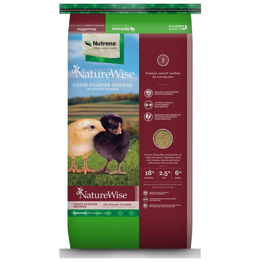 NatureWise Chick Starter Grower Feed