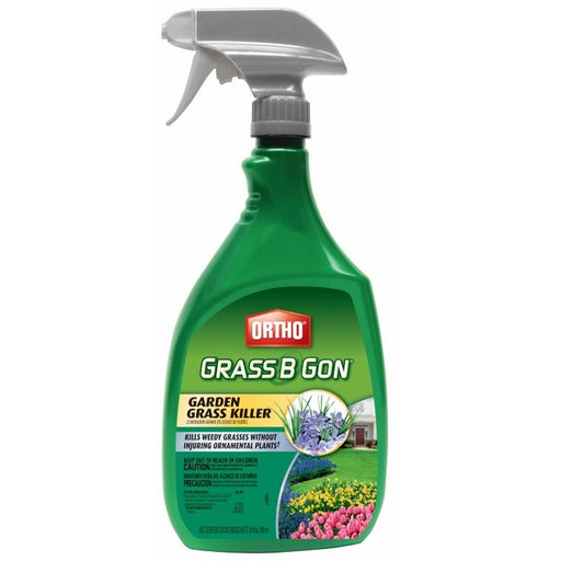 Ortho Grass-B-Gon Grass Killer, Ready-to-Use 24 oz.