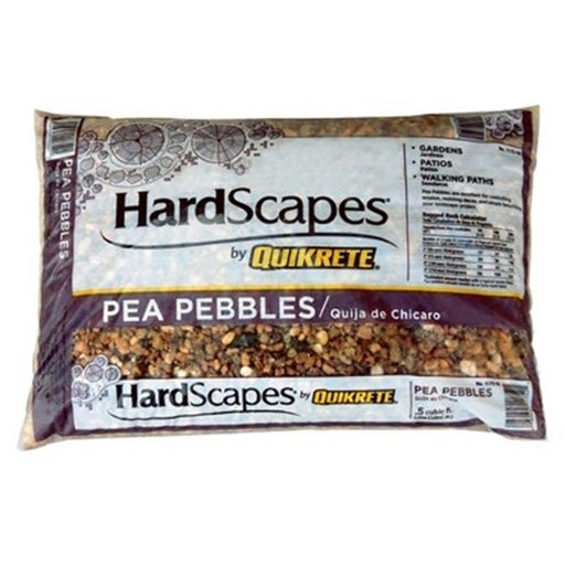 Hardscapes Pea Pebbles Garden Stone, 0.5 Cu. Ft.