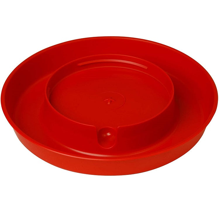 Poultry Screw-on Waterer Base, 1 Gallon
