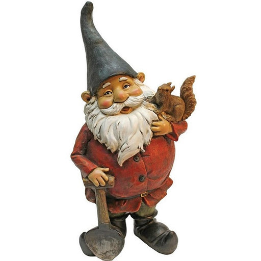 Digger the Garden Gnome Statue