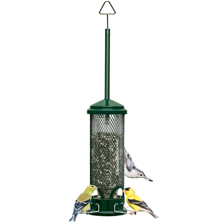 Squirrel Buster Mini Bird Feeder, #1055
