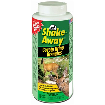 Shake-Away® Coyote Urine Granules, Deer Repellent- 28.5oz