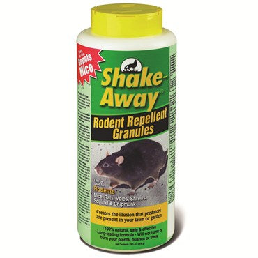 Shake-Away® Rodent Repellent Urine Granules, 28.5oz