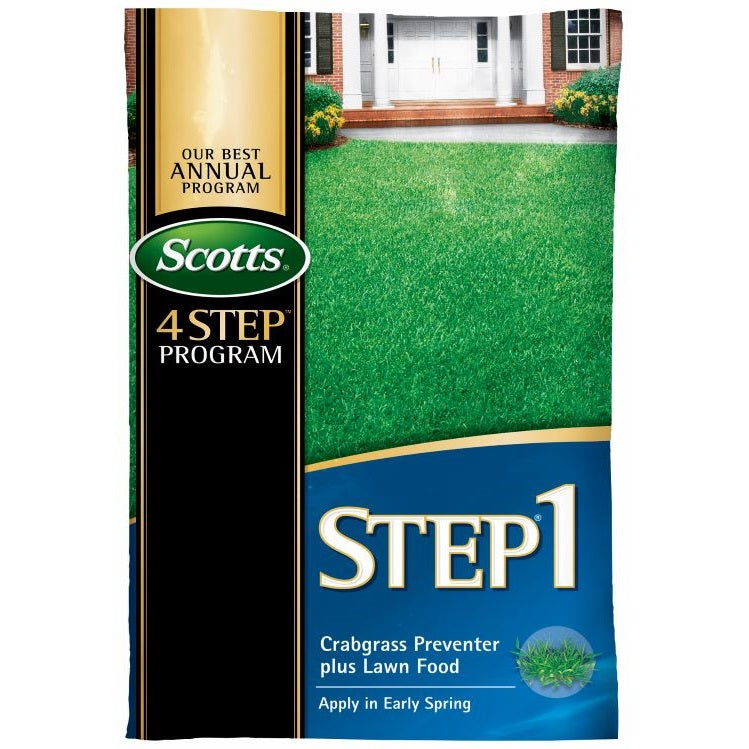 Scotts® Step® 1 Crabgrass Preventer Plus Lawn Food