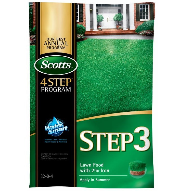 Scotts® Step® 3 Lawn Food with 2% Iron