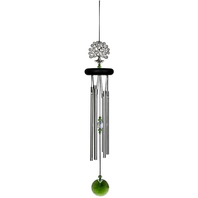Crystal Tree of Life Wind Chime