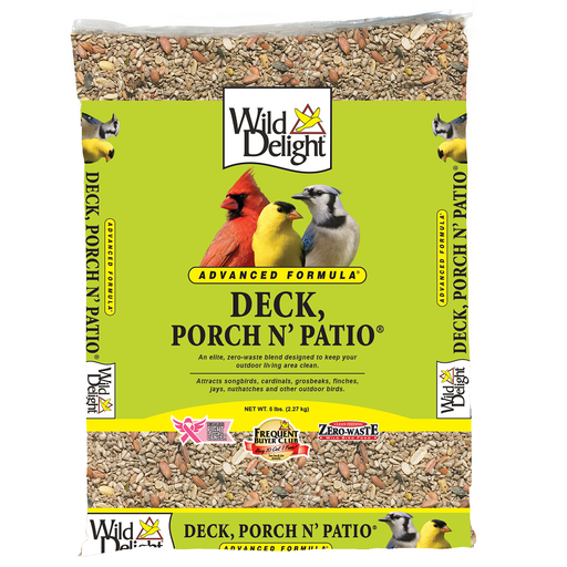 Wild Delight Deck, Porch N' Patio 5-Lbs.