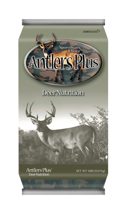 Antlers Plus Northeast 10% Textured Deer Feed 50lb