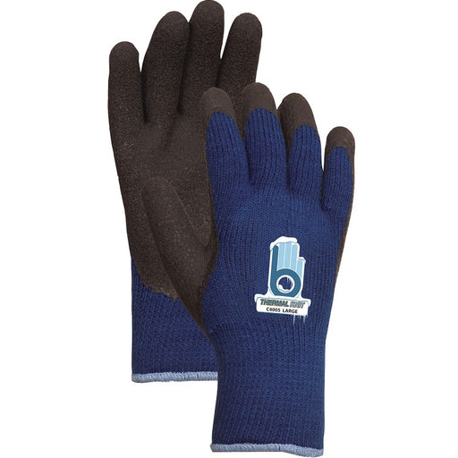 Latex Grip Thermal Knit Winter Gloves