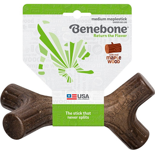 Benebone Maplestick Dog Chew, Medium