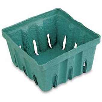 Berry Basket, Quart - Case of 297
