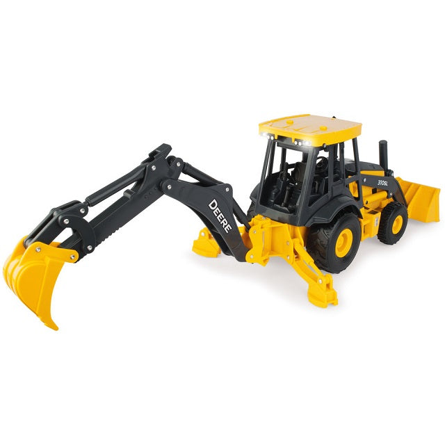 John Deere Big Farm 310SL Backhoe Loader 1:16