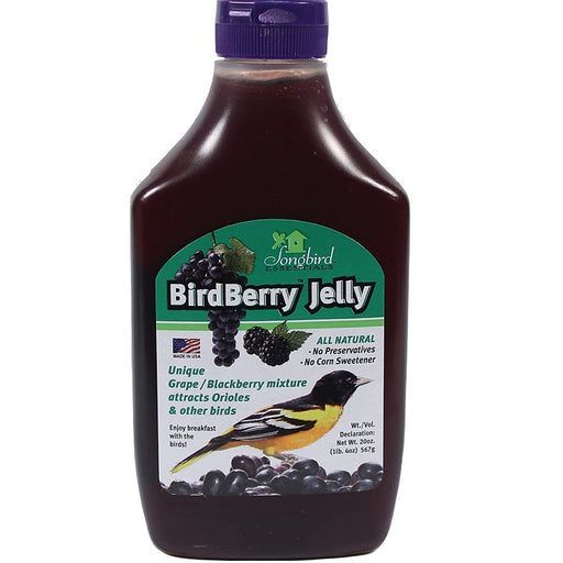 Birdberry Jelly, 20 oz.