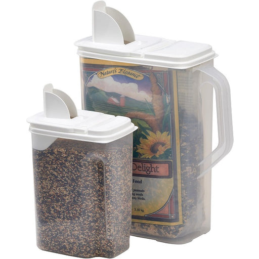 Buddeez Bird Seed Dispenser Combo 2-Pack