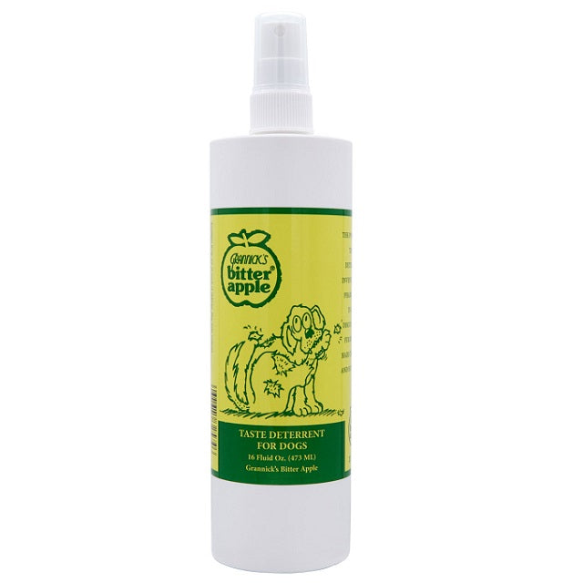 Grannick's Bitter Apple Anti-Chewing Dog Spray 8-Oz.