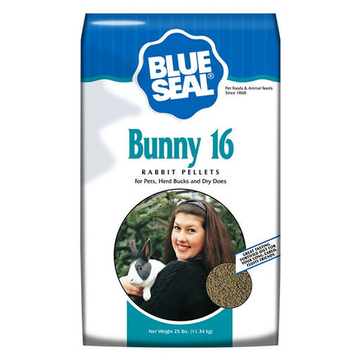 Blue Seal Bunny 16 Rabbit Food