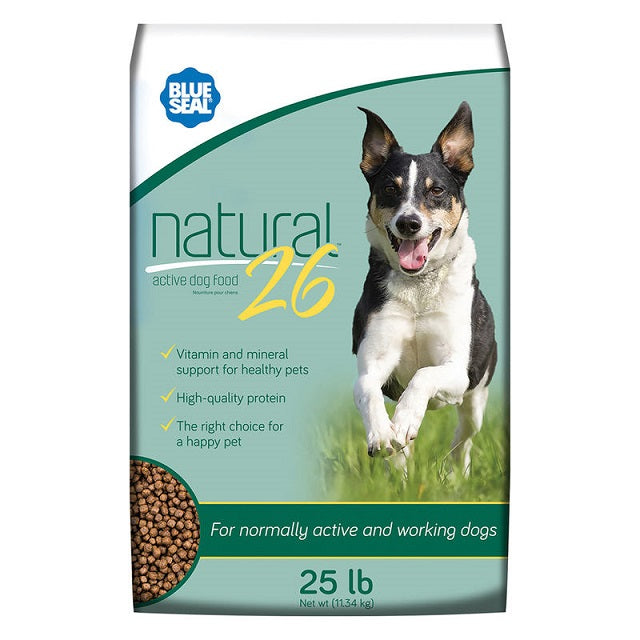 Blue Seal Natural 26 Dry Dog Food