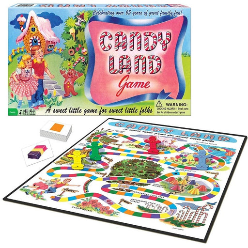 Candy Land Classic Edition Board Game