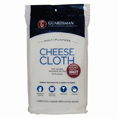 Cheesecloth, 4 square yards