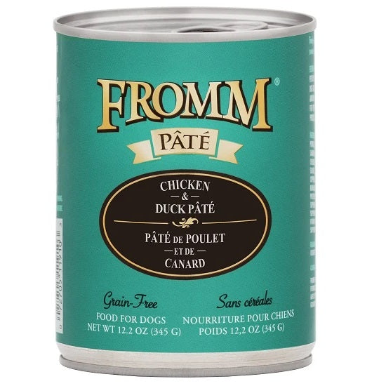 Fromm Chicken & Duck Pate Dog Food