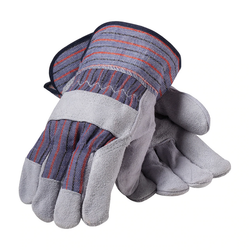Split Leather Palm Chore Gloves