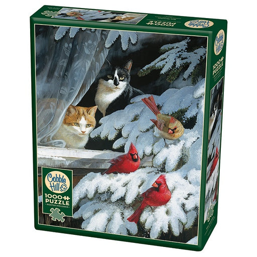 Cobble Hill 1000 Piece Jigsaw Puzzle, Bird Watchers