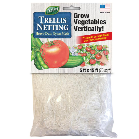 Trellis Rope Netting, 5' x 15'