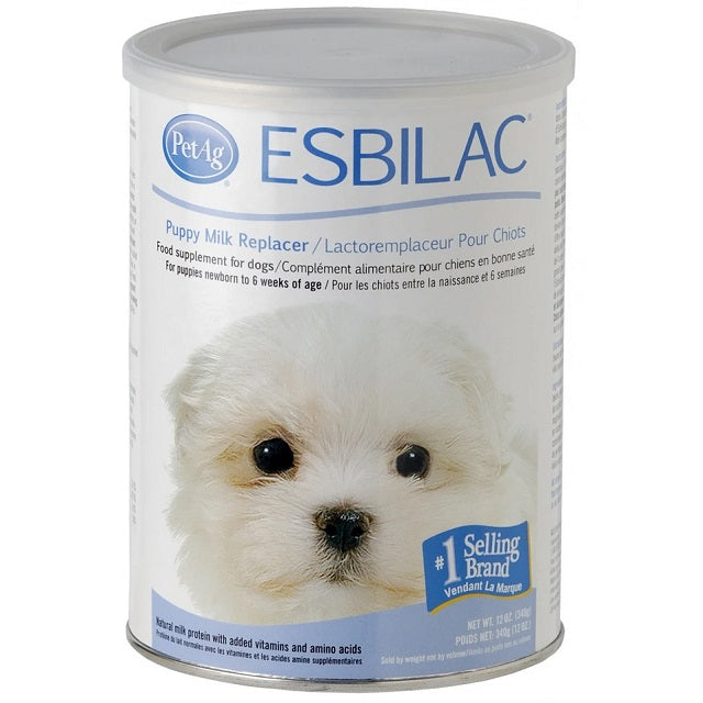 Esbilac Puppy Milk Replacer Powder, 12 Oz.