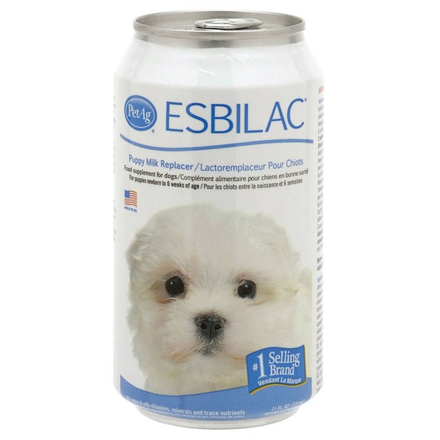 Esbilac Puppy Milk Replacer Liquid, 11 Oz.