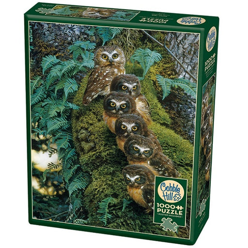 Cobble Hill 1000 Piece Jigsaw Puzzle, Family Tree
