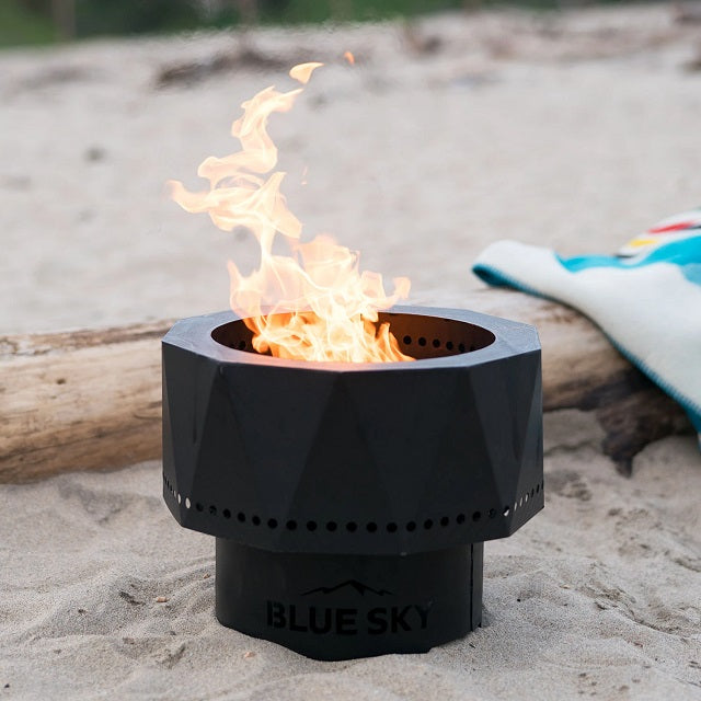 The Ridge Portable Fire Pit