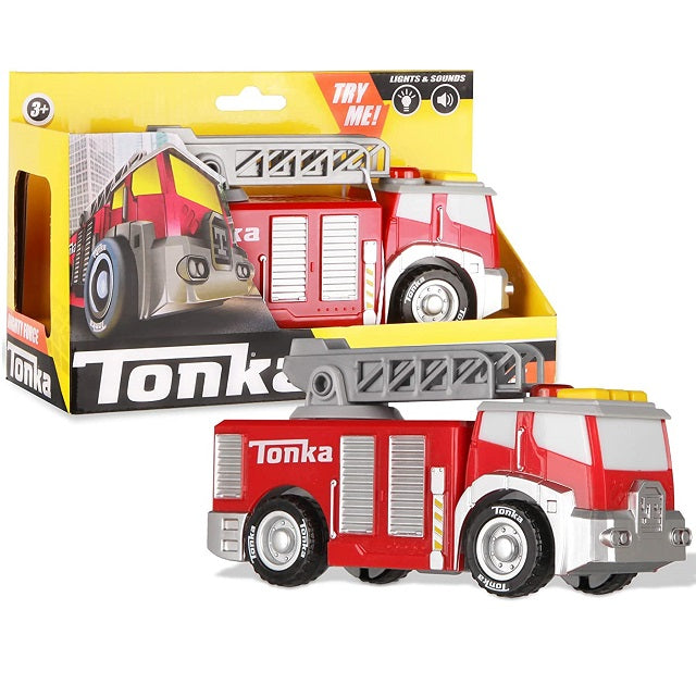 Tonka Mighty Force Lights & Sounds Fire Truck