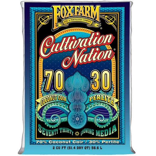 FoxFarm Cultivation Nation 70:30 Growing Media