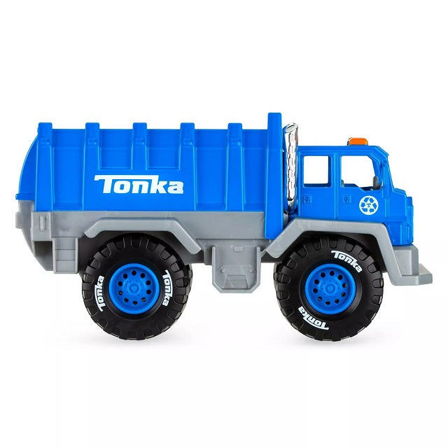 Tonka Mighty Metals Fleet Garbage Truck