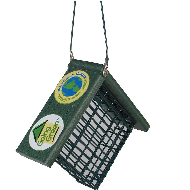 "Woodlink ""Going Green"" Suet Feeder"
