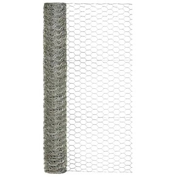 Galvanized Poultry Netting, 36 in. x 25 ft.
