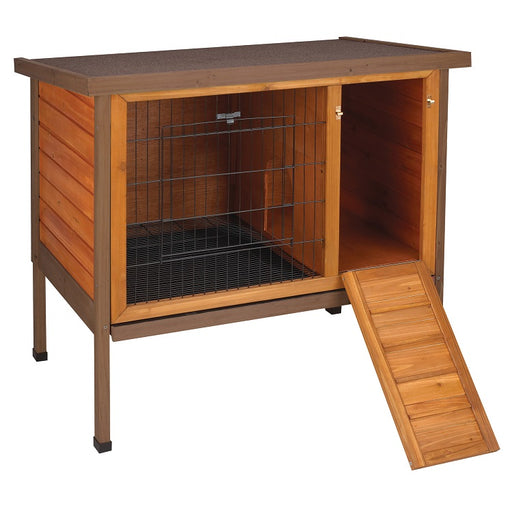 Premium Rabbit Hutch, Wood