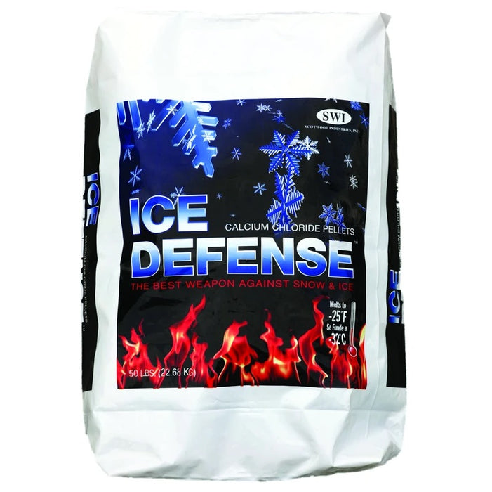 Ice Melt- Calcium Chloride Pellets, 50 lb.